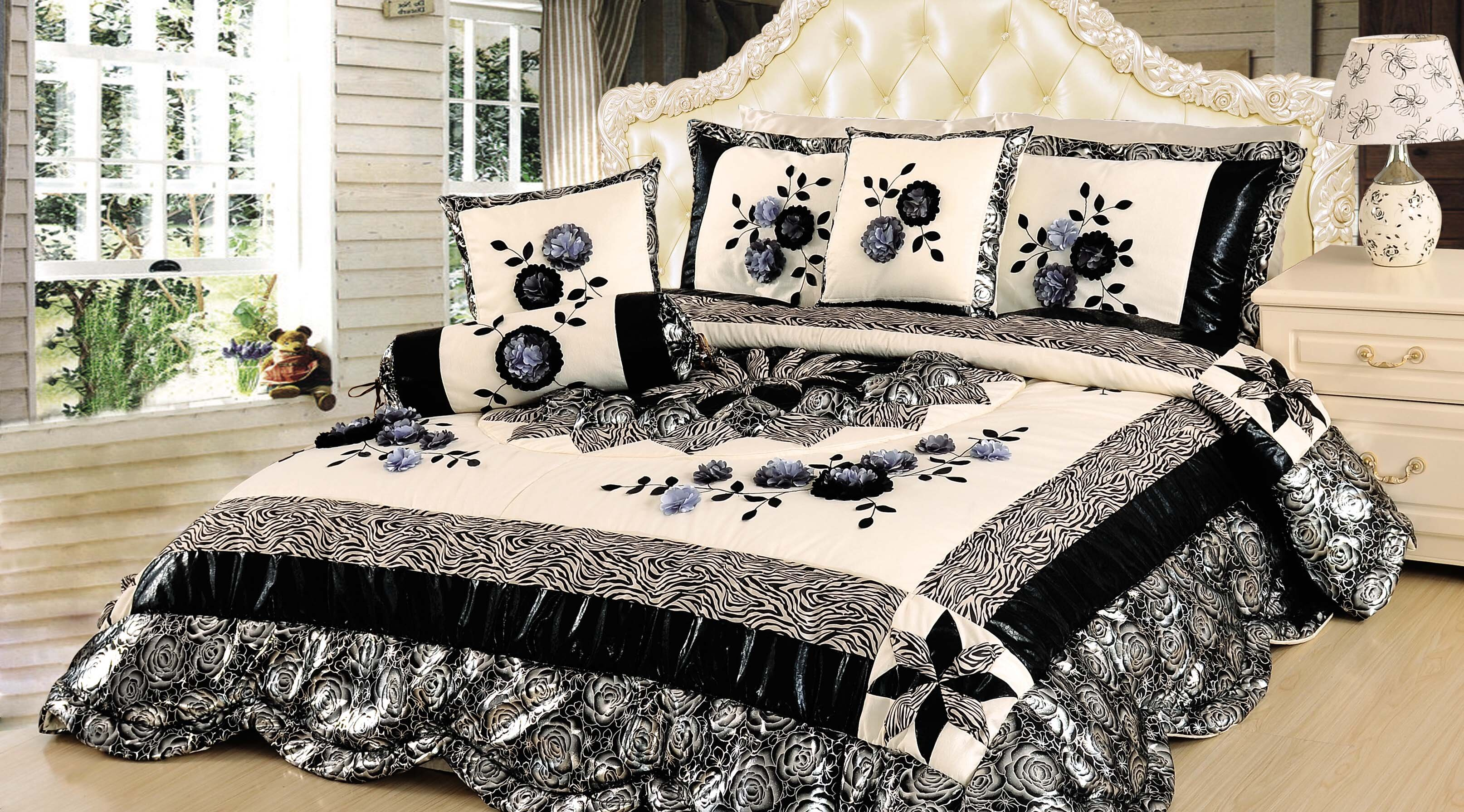 Girl Patchwork Comforters Sets You Ll Love In 2021 Wayfair