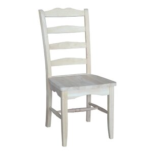 Breana Solid Wood Dining Chair (Set of 2)..