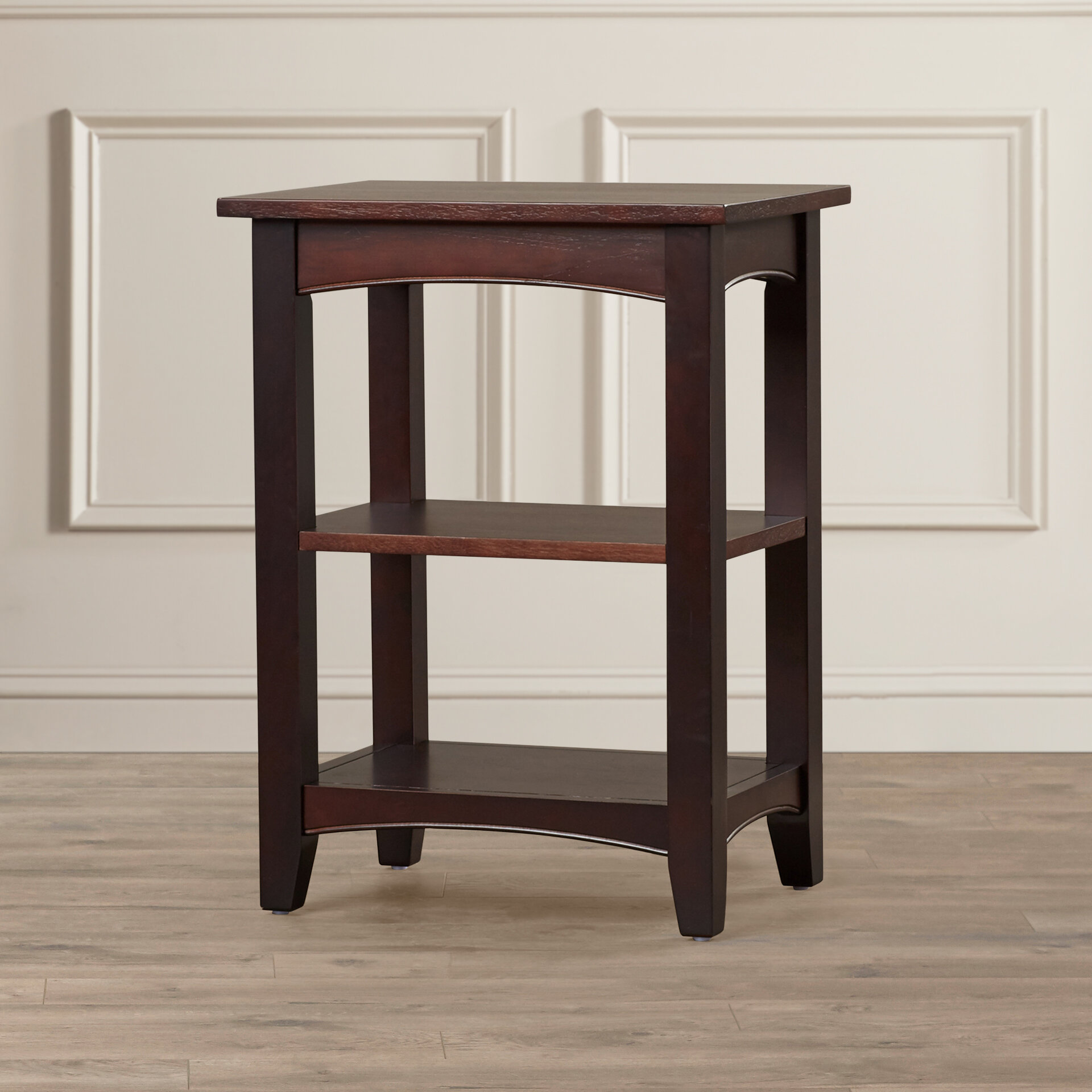 Three Posts Kerlin End Table With Storage Reviews Wayfair