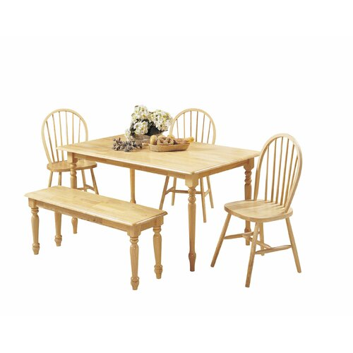 August Grove Aptos Solid Wood Dining Chair Wayfair