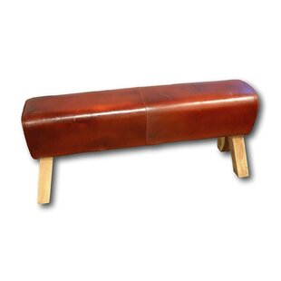 Leather Bench