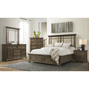 Charleston Panel Configurable Bedroom Set