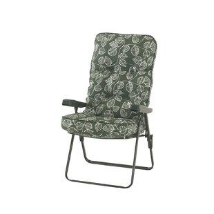 Bilboroughs Reclining Sun Lounger With Cushion Image