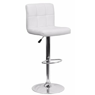 Cyrus Adjustable Height Swivel Bar Stool