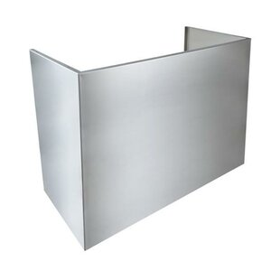 Range Hood Standard Depth Duct Cover