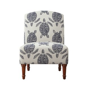 Potts Slipper Chair by Rosecliff Heights