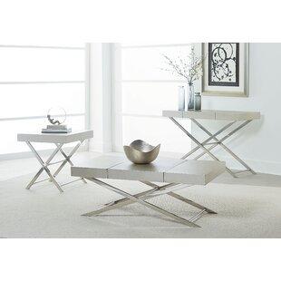 Standard Furniture Ava 3 Piece Coffee Table Set