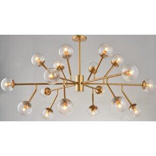 Mercer41 Yvaine 18-Light Sputnik Chandelier