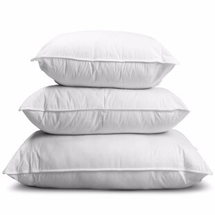 Alwyn Home Hermione Extra Firm Down Pillow