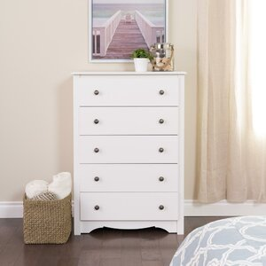 Sybil 5 Drawer Chest