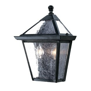 Reviews Britannia Outdoor Flush Mount By Darby Home Co