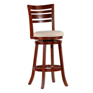 Orourke 30 Swivel Bar Stool Millwood Pines