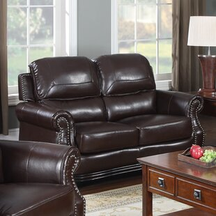 Inexpensive Swain Loveseat by Flair Reviews (2019) & Buyer's Guide