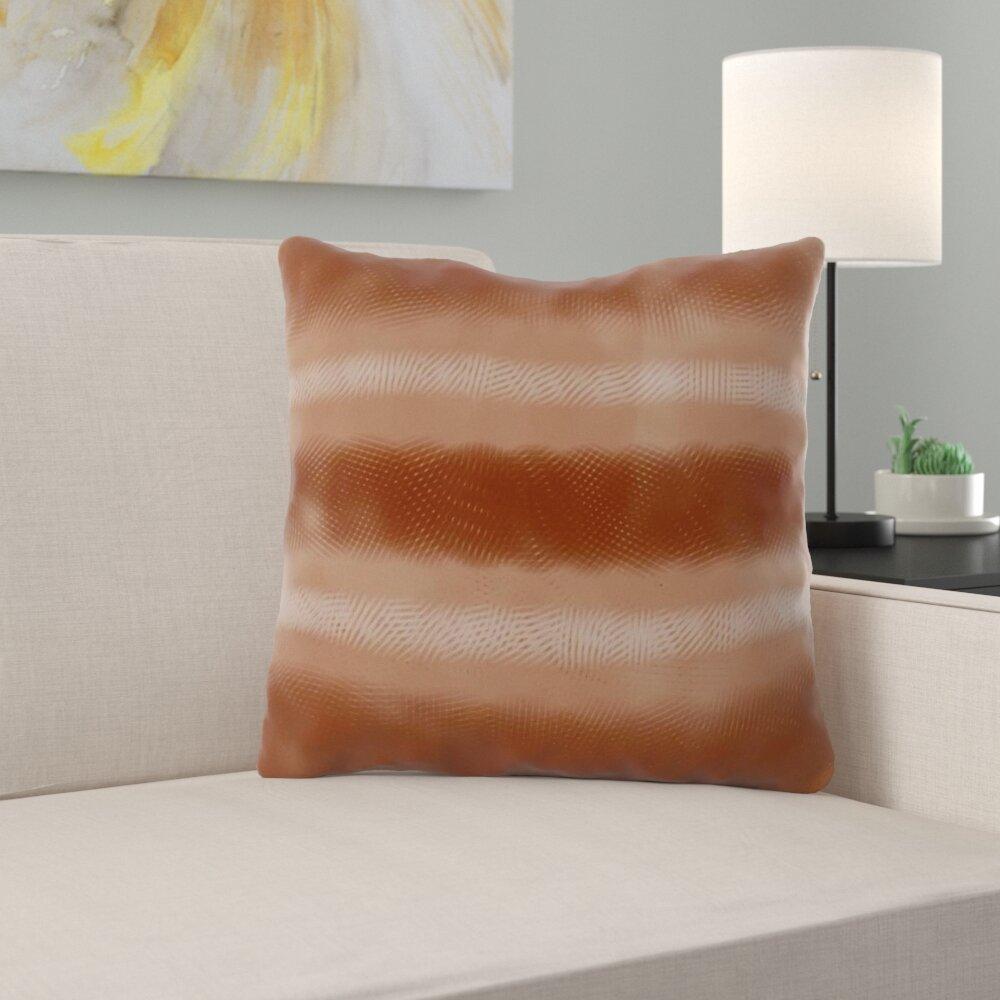 East Urban Home Seamless Throw Pillow Wayfair