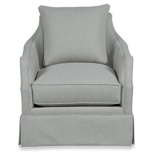 Walters Swivel Armchair by Fai..