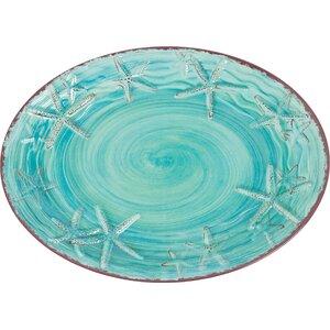 Winterton Melamine Oval Platter