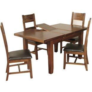 Lolita Extendable Dining Table By Union Rustic