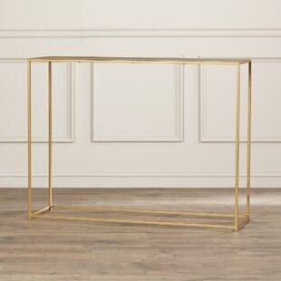 Willa Arlo Interiors Blaxcell Console Table