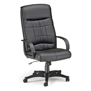 OFM High-Back Leather Executive Chair