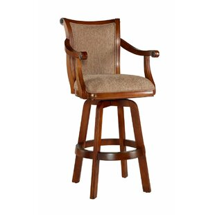 Reviews Burlin 30 Swivel Bar Stool by Darby Home Co Reviews (2019) & Buyer's Guide