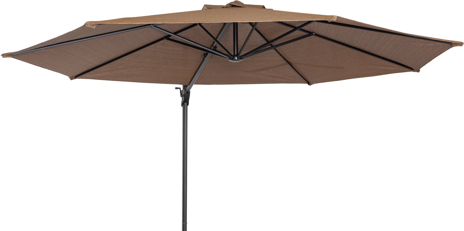 maryann 12 cantilever umbrella - U Shape Canopy 2015