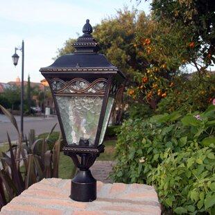 Fleur De Lis Living Jimenes Outdoor 1-Light Lantern Head