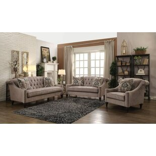 Horacia Configurable Living Room Set by Darby Home Co