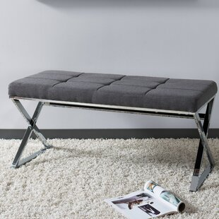 Onya Modern Tufted Bench by Orren Ellis