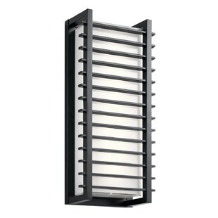 Find the perfect Daisi 2-Light Outdoor Flush Mount By Orren Ellis