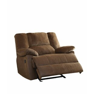 Raul Manual Glider Recliner by Winston Porter