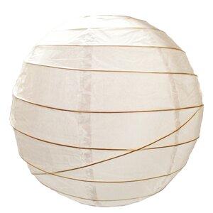 Irregular Paper Sphere Lamp Shade