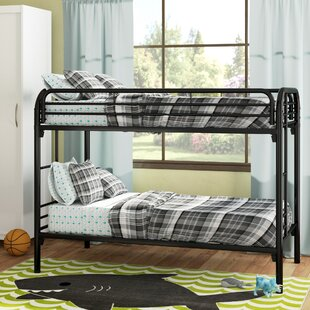 Price comparison Barnesville Twin over Twin Bunk Bed by Harriet Bee Reviews (2019) & Buyer's Guide