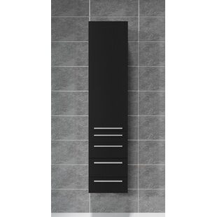 Review 40cm X 176cm Corner Wall Mounted Cabinet