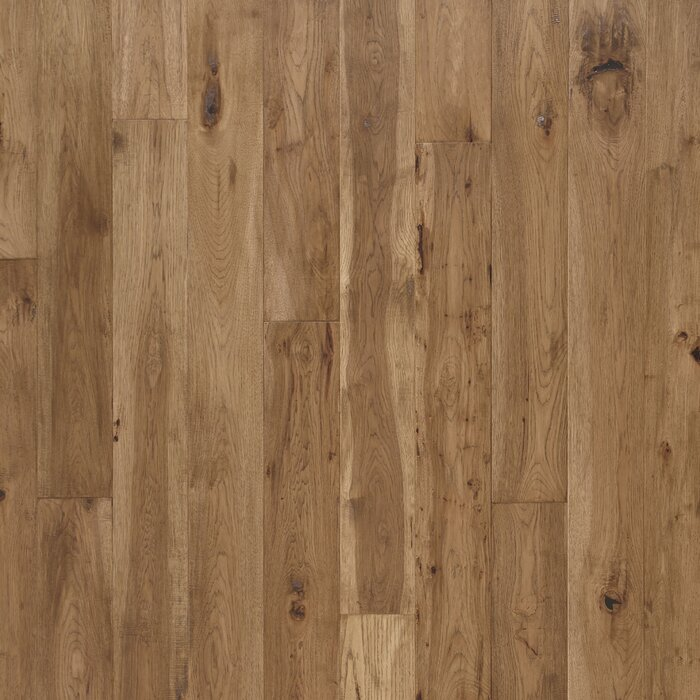 Manor Hickory 1 2 Thick X 7 Wide 84 Length Engineered Hardwood Flooring