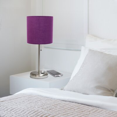 Purple Table Lamps You Ll Love In 2020 Wayfair
