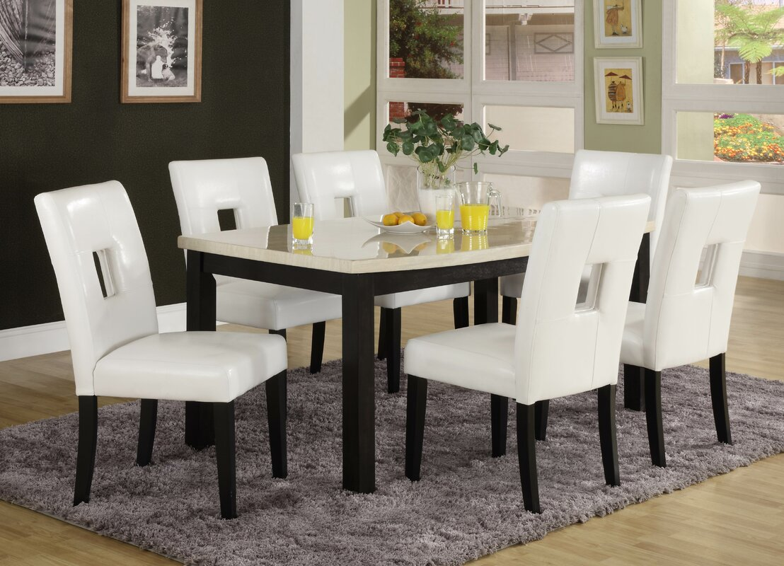 48 inch long dining table