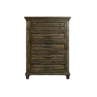 Dileo 5 Drawer Chest