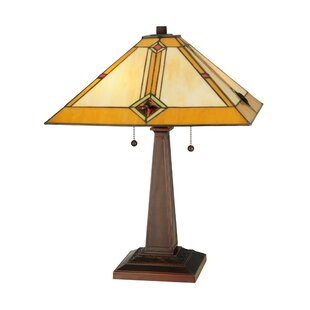 Diamond Mission 22 Table Lamp