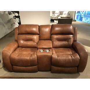 Southern Motion Showcase Reclining Loveseat