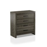 Ansted 4 Drawer Dresser by Gracie Oaks