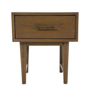 Danvers 1 Drawer Bedside Table By Corrigan Studio