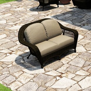 Catalina Loveseat with Cushions by Forever Patio