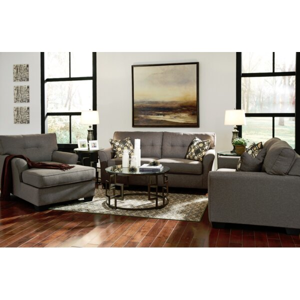 Andover Mills Ashworth Configurable Living Room Set & Reviews by Andover Mills