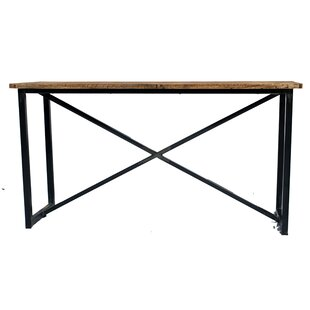 Union Rustic Bryana Rectangle Console Table