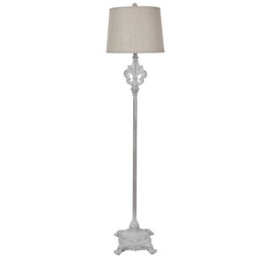 Great Price Gaenside 63 Traditional Floor Lamp By Ophelia & Co.