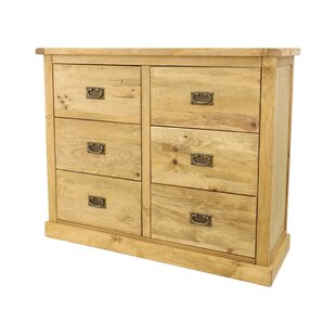 Nagle 6 Drawer Chest By Alpen Home