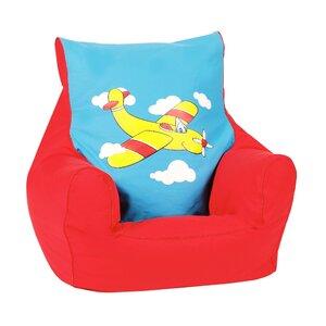 Sitzsack Flieger von Knorr Baby