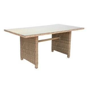 Sales Sylvaner Rattan Dining Table