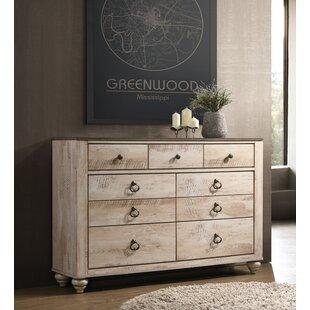 Tavistock 7 Drawer Dresser