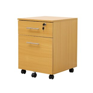 Guilford 2 Drawer Filing Cabinet By Ebern Designs